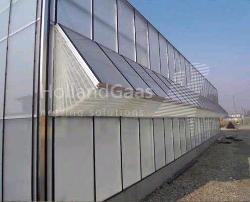 Holland Gaas Outside Wall System