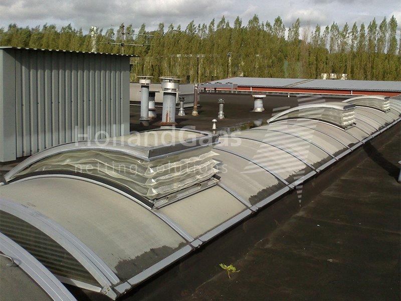 Holland Gaas Roof Curbs