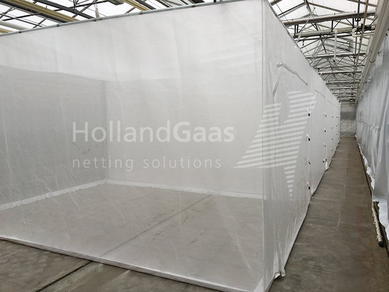 Holland Gaas cages grillagées